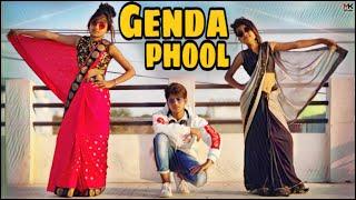 Genda Phool - Badshah | Dance Video | Jacqueline Fernandez | Ishu Kunal Payal | Mk Studio