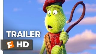The Grinch Trailer #2 (2018) | Movieclips Trailers