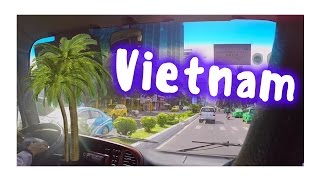 Vietnam VLOG||Из Сибири в Азию