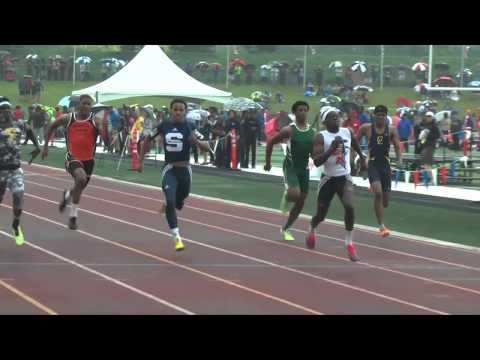 2015 MHSAA Division 1 Track and Field State Finals Highlights