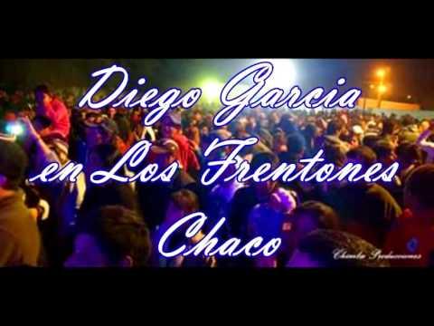 Diego Garcia en Los Frentones Chaco Audio 18 06 17