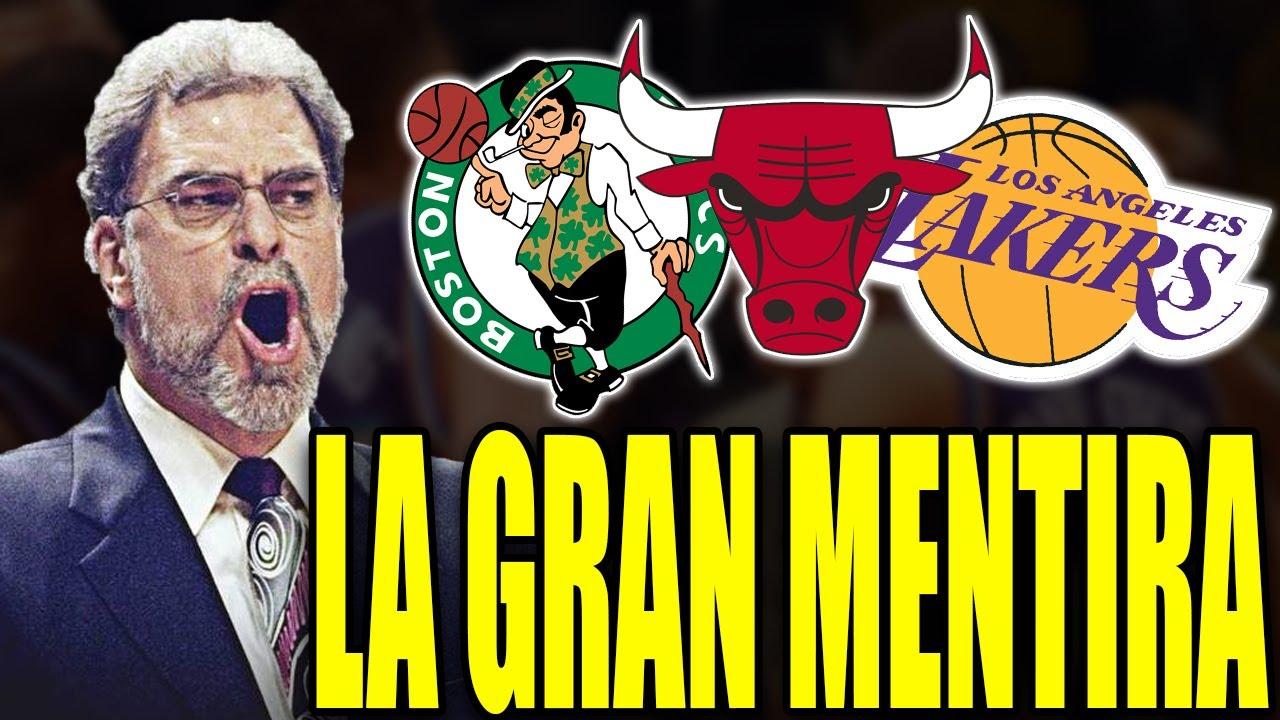 😤MICHAEL JORDAN, LEBRON JAMES, KAWHI LEONARD... / LA GRAN MENTIRA EN LA NBA Y EL DEPORTE😒