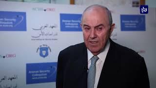 انطلاق فعاليات منتدى عمّان الأمني بمشاركة شخصيات عربية ودولية  (6/11/2019)