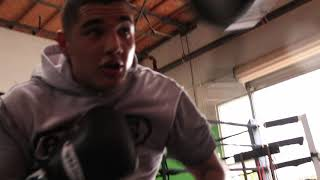 Boxing Promo