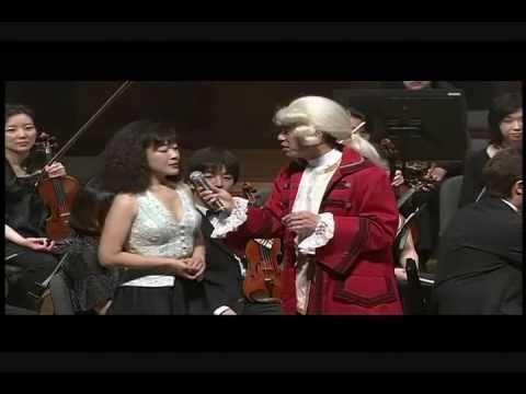 """""""Iku Miwa plays Mozart"""" from TV program 3"""
