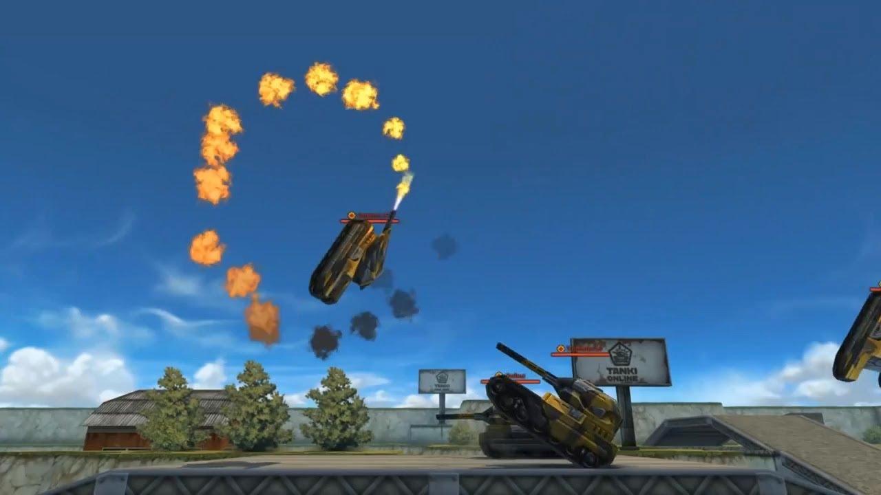 Паркур картинки танки онлайн