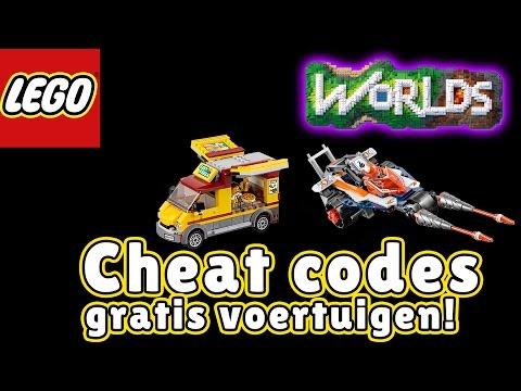 LEGO World codes! Zo krijg je nieuwe voertuigen!
