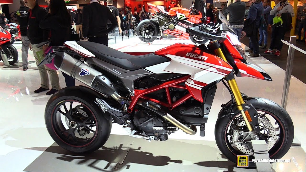 2017 ducati hypermotard 939 sp walkaround 2016 eicma. Black Bedroom Furniture Sets. Home Design Ideas