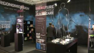 MEDICA 2009: The Future of Integrated Health Care, Ergonomidesign