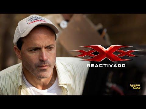 DJ Caruso, director de xXx: Reactivado, habla para Perú entrevista exclusiva
