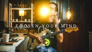 Ginda Bestari - Loosen Your Mind (Official Lyric Video)