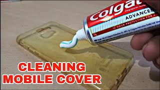 How to clean your Phone Case Simple and Easy Amazing Result.
