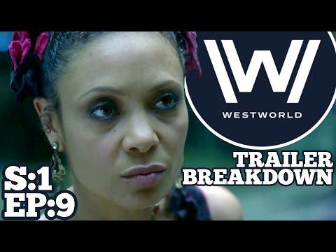 [Westworld] Season 1 Episode 9 Trailer Breakdown   Predictions