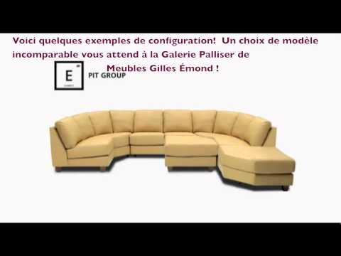 meubles gilles emond et la collection element de palliser