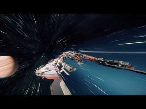 Test Flying the Glaive - Star Citizen