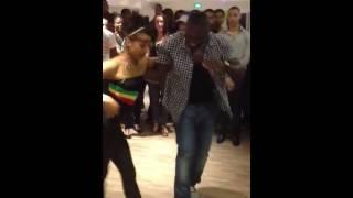 Eden Kim's Bday Salsa Time