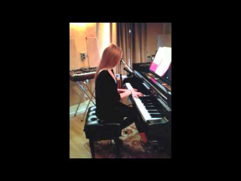 On My Own  Les Mis Cover by Carley Allison
