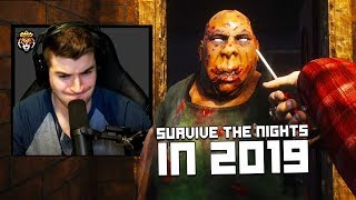 survive the Nights in 2019 - New Update, It's Actually Good?! (Survive the Nights 1.0 Gameplay #1)