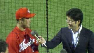 東京ヤクルトスワローズ 対 広島東洋カープ セントラル・リーグ公式戦 ...