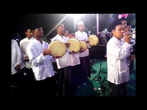 HADRAH SEKAR ARAFAT HDWR  - THOLA'AL BADRU (PENYAMBUTAN CALHAJ 2016)