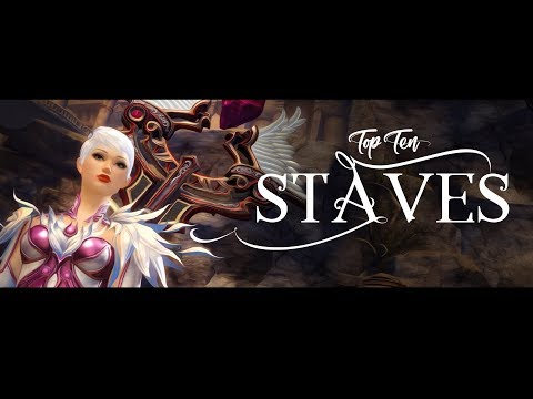 Guild Wars 2 | Top Ten Staves | The Herald
