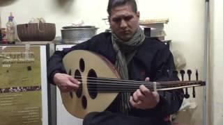 bint al chalabiya iraqi oud ilias playing made by dimitris