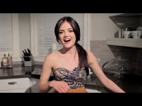 Lucy Hale Takes You on a Tour of the Pretty Little Liars