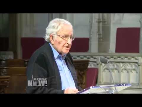NNoam Chomsky Interview 2017 on Trump and the decline of the American Superpower