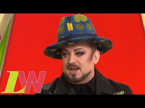 Boy George: I Would Never Write 'Do You Really Want to Hurt Me' Anymore | Loose Women