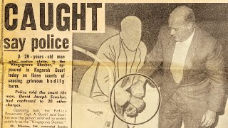 Slasher Patrol: the prowler who shook 1950s Sydney