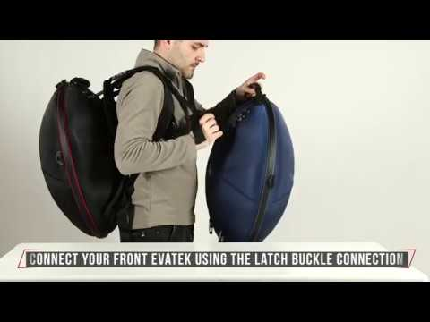 EvaPad + Evatek handpan bag -  Hardcase Technologies Official Tutorial