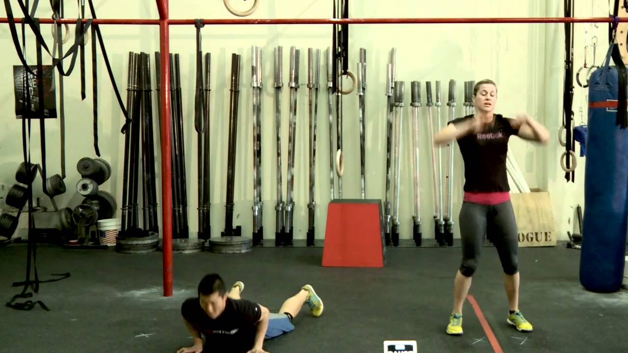 Best crossfit workouts to do at home essential equipment