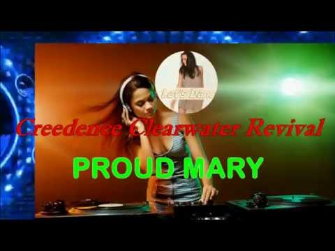 Proud Mary ( 1969 ) - CREEDENCE CLEARWATER REVIVAL - Lyrics