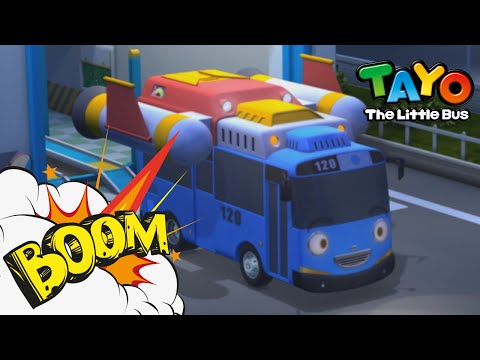 [Boom Series] #01 Tayo's Adventure Series