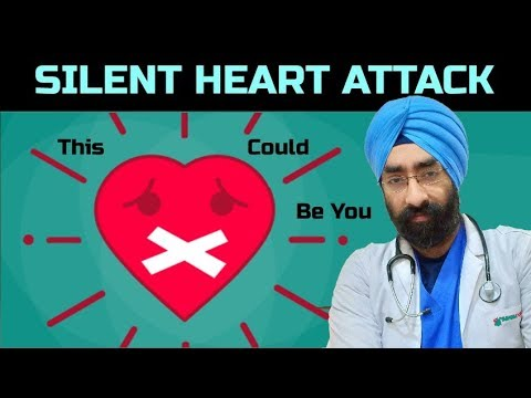 SILENT HEART ATTACK | Explained by a Cardiologist | Dr.Education (Hindi) #cardiology