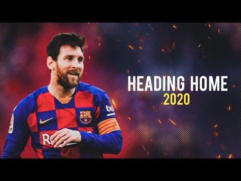 Lionel Messi 2020 ► Alan Walker & Ruben - Heading Home • Dribbling Skills & Goals -HD - 동영상