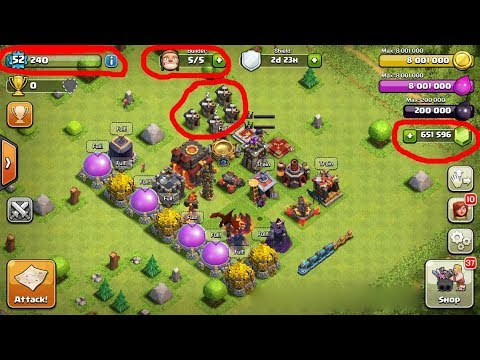 HOW TO HACK CLASH OF CLANS 2017 SEPTEMBER!100% WORKING ON IOS!!!!