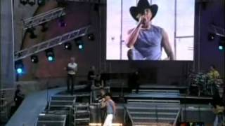 Kenny Chesney - Just Don't Happen Twice - DAYTONA 2003
