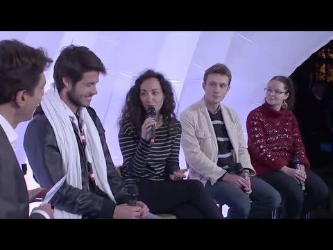 LÉO GRASSET - DAVID LOUAPRE - TANIA LOUIS - FLORENCE PORCEL : YOUTUBE & LA VULGARISATION