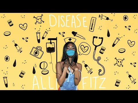 Alli Fitz - Disease  (Official Music Video)