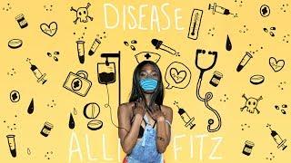 Alli Fitz - Disease  (Official Music Video)