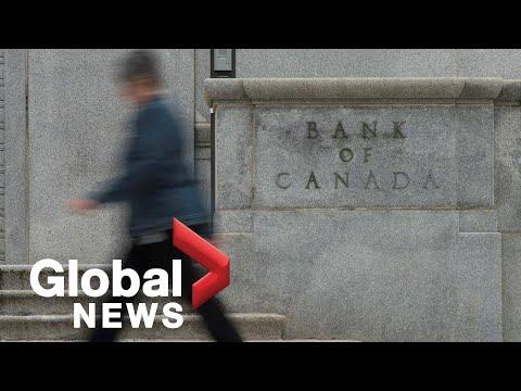 Coronavirus Outbreak: Bank Of Canada Slashes Key Interest Rate To 0.25%