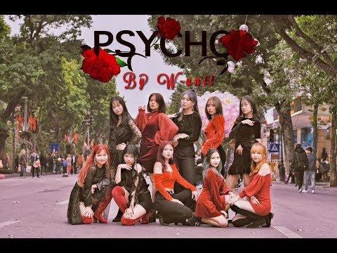 #RedVelvet #Psycho [KPOP IN PUBLIC] Red Velvet (레드벨벳 ) PSYCHO | Dance Cover By W-Unit From Vietnam