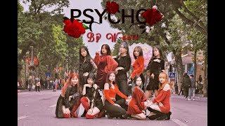 Red Velvet Psycho