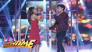 It's Showtime: Nadine and James perform on It's Showtime