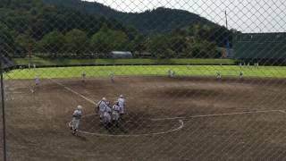 2016 秋季大会 岐阜高校 VS岐南工試合前ノック