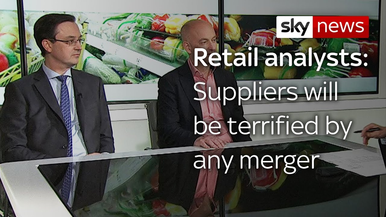 """Bernstein Research analyst says Sainsbury's-Asda merger """"likely to be passed"""" by the CMA"""
