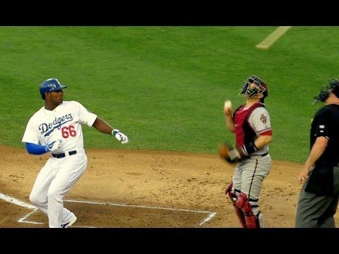 MLB Bat Flip Fails