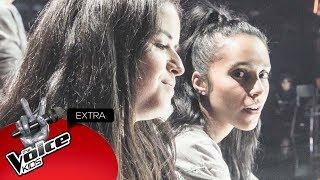 Zo ging de halve finale er aan toe voor team K3 | The Voice Kids Extra 2018