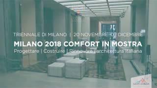 Comfort in mostra 2018 -  La Triennale di Milano